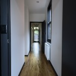 Restored Hallway